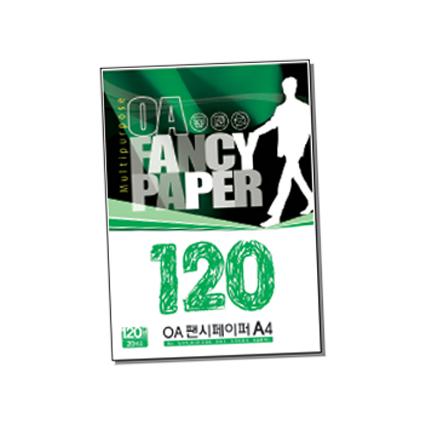 두성종이 OA팬시페이퍼 A4 (120g/20매)